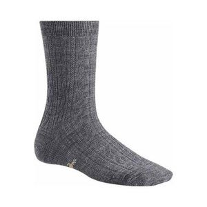 SmartWool Cable II Gray Medium Socks, Size M